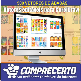 500 Vetores Camisa( Abadas) + Brindes