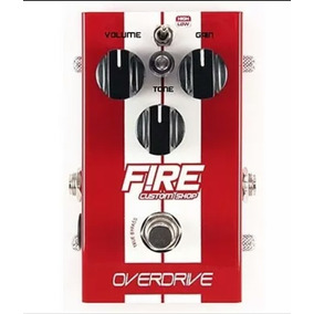 Pedal Fire Over Drive