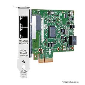 Adaptador Hp Ethernet 361t, 1 Gb, 2 Portas - 652497-b21
