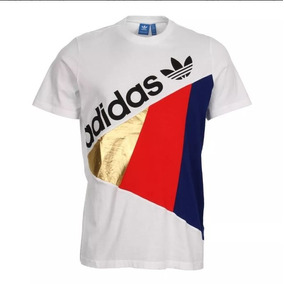 Playera adidas Originals Tribe Tee Talla Grande Bs2233