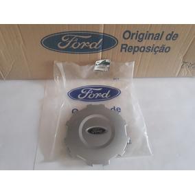 Calota Centro Da Roda Ford Fiesta Ka 6s651000ba