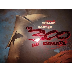 Pacote De Encadernados Mythos Panini 300, Dredd, Hellboy E +