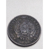 Moneda 2 Centavos 1888, Argentina