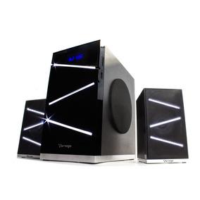 Minicomponente Teatro En Casa 2.1 Bluetooth Vorago Spb-400