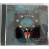 Toto - Past To Present 1977-1990 / Cd Nuevo Y Original