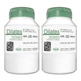 2 Unid. Dilatex 152caps Power Supplements