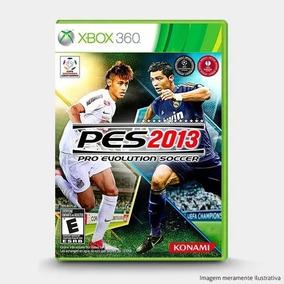 Pro Evolution Soccer 2013 Pes Novo Original Para Xbox 360