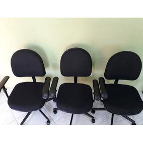 Lote De 10 Cadeiras Giroflex Polytrop