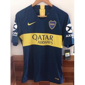 051d2adcfcaca Camiseta Oficial De Boca Juniors - Camisetas de Clubes Nacionales ...