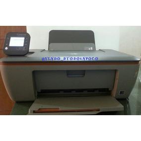 Impresora Hp Inyección De Tinta De Color Inalámbrica Hp 3510