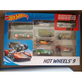 Hotwheells 9 Carrinhos