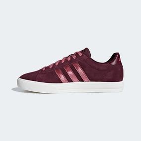 780cfb889 Tenis Adidas Color Vino Para Mujer - Tenis Adidas en Mercado Libre ...