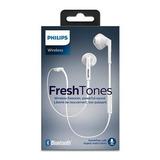 Phillips Audifonos Bluetooth In Ear Blanco Nuevo