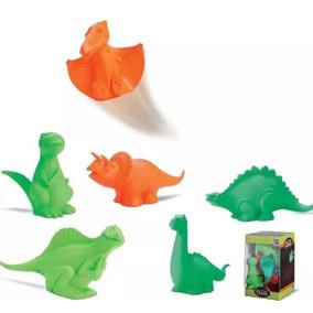 Coleção Bichinhos Dino - Roma - 6 Pçs