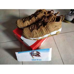 Nike Air More Uptempo Pippen Wheat 9 Mx Calzado