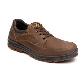 Calzado Zapato Flexi 92103 Cafe Country Outdoor Negro Casual