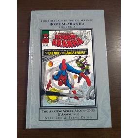 Biblioteca Histórica Marvel Homem-aranha - Vol 3 - Panini !