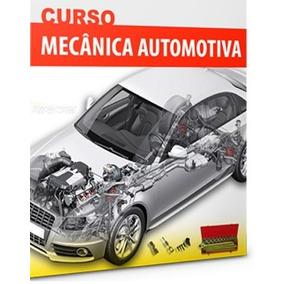 Curso Mecânica Carros 19 Dvds + Brindes Cód 01