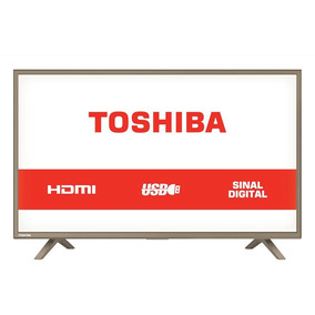 Tv Led 32 Polegadas Semp Toshiba 32l1800 Hd Usb Hdmi