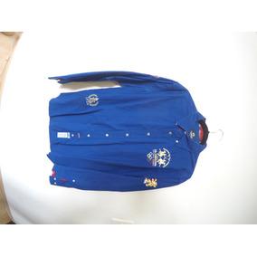 Camisa Ml La Martina Talla L Azul