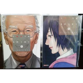 Coleção Mangá Inuyashiki 1 Ao 10 Frete Incluso