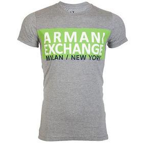208f81fb090 Camisetas Armani Exchange Original importadas