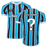 Camisa Do Gremio Do Luan - Camisa Grêmio Masculina no Mercado Livre ... 040a967d9e619