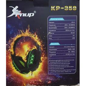 Headset Gamer Kp 359