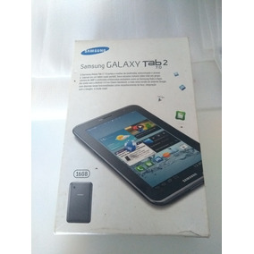 Tablet Samsung Tab2 7 Gt-p3100 16gb 3g Wifi Android!