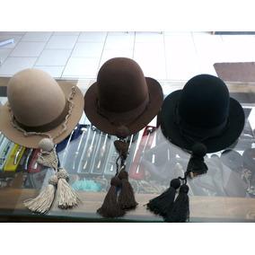 Chapéu Cury Coco Pelo E Lã Com Barbicacho De Crochê. R  319 1776b82266c