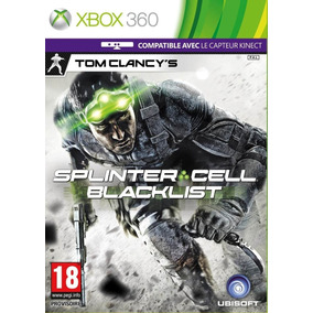 Tom Clancys Splinter Cell Blacklist - Xbox 360 - Física
