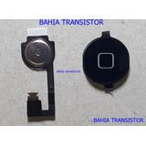 Botão Home Flex Cable Peças De Reposição Para iPhone 4 4s