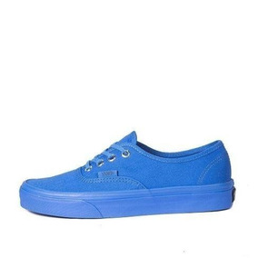 Tenis Vans- Authentic- Azul Rey-unisex- 38emmq9 8c3f910ec5a