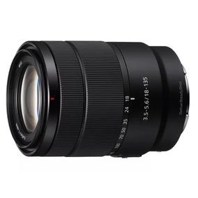 Lente Sony E Sel 18-135 F3.5-5.6 Oss