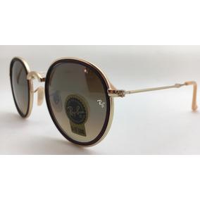 Oculos Rayban Dobravel Marrom - Óculos no Mercado Livre Brasil 1c34194ef3bca