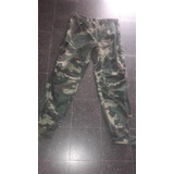 Pantalon Militar Camuflado Antiguo