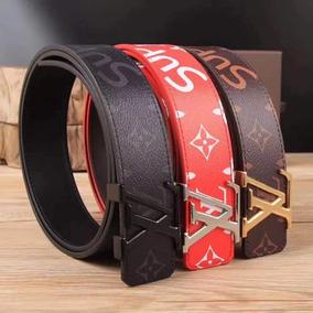 Correas Louis Vuitton Cinturones Gucci Ferregamo c48196d4b20