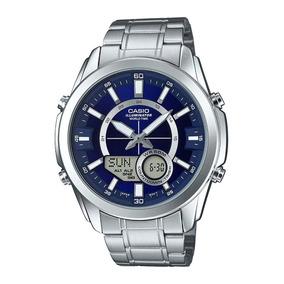0df12a0a891 Casio World Time Illuminator - Relógios De Pulso no Mercado Livre Brasil