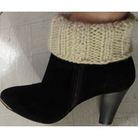 5316185df24b8 Polainas Para Usar Com Bota - Acessórios da Moda no Mercado Livre Brasil