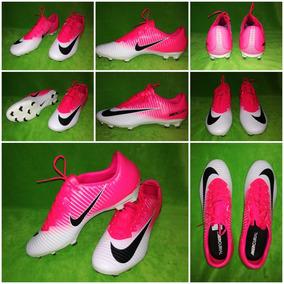 803a1dece9 Nike Mercurial Botines - Botines Nike para Adultos Rosa en Mercado ...