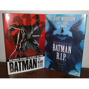 Batman De Grant Morrison Deluxe Edition - 15% Off