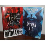 Batman De Grant Morrison Deluxe Edition - 20% Off