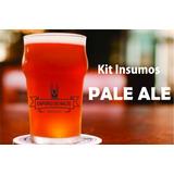 Kit De Insumos Cerveja Artesanal Pale Ale 20 Litros