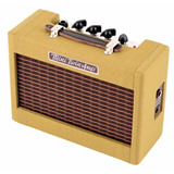 Mini Amplificador Fender Multi Twin Amp 57 - Tweed 2x2 1w