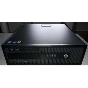 Computador Hp Elitedesk 800 G1 Sff I7 4770 8gb 1tb Win7