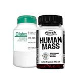Combo Power Pump - 1 Human Mass + 1 Dilatex