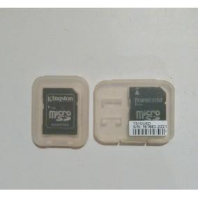 Adaptador De Memoria Sd A Micro Sd