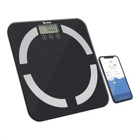 Báscula Digital Inteligente Con Bluetooth Calculo De Masa