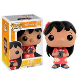 Funko Pop Disney Lilo&stitch-lilo 124 (4672)