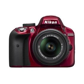 Nikon D3300 24.2 Mp Cmos Slr Digital Con Enfoque Automático-